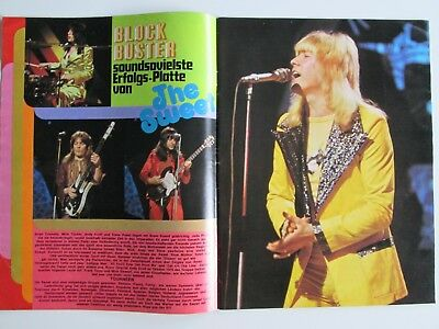 Popfoto 5/73 - Sweet-Brian Connolly-Slade-The Osmonds-David Cassidy-Don Mclean