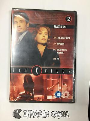 X-Files Season One Part 2 Episodes 5-8 DVD New Boxed Sealed