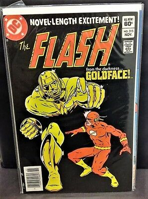 The Flash #315 Vf/nm - Bronze Age Dc - Cw Tv Show