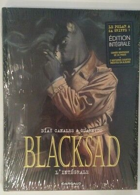 Blacksad  ** Integrale ** Neuf Ss Blister Guarnido/diaz Canales