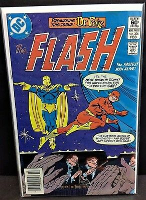 The Flash #306 Vf/nm - Bronze Age Dc - Cw Tv Show