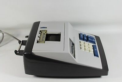 Vintage Sperry Rand Remington 211 electric Adding Machine & Calculator