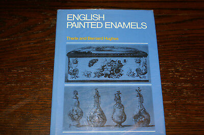 English Painted Enamels By Therle And Bernard Hughes