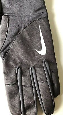 SINGLE LEFT GLOVE ONLY -NIKE Mens SIZE L Storm Fit 2.0 Running Training Gloves
