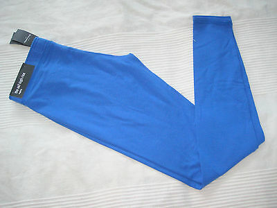 A&F Abercrombie & Fitch Leggings High Waist HOSE blau Gr. XL 164 NEU