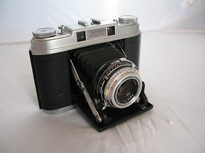 Agfa Super Isolette Camera with Light Meters, Flash, Projector + accessories