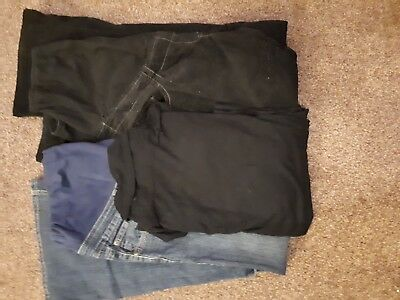 Size 14 Maternity Bundle Jeans Cord Trousers Rollneck Top Mothercare  Next