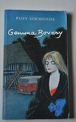 Gemma Bovery by Posy Simmonds PB SIGNED by Author