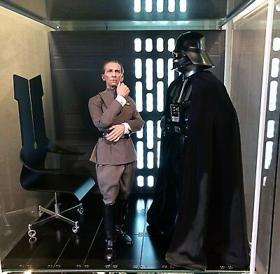 1/6 Death Star Budget Diorama for Hot Toys and Sideshow Darth Vader IKEA DETOLF