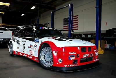 1996 BMW M3 PTG Widebody Kit E36 M3 - S54 Swap - Global Time Attack Record Holder
