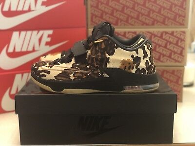 check out df2b1 43c9f Nike KD 7 VII EXT QS Sz10 Longhorn State Supreme Kobe Retro Kith Collab  Limited