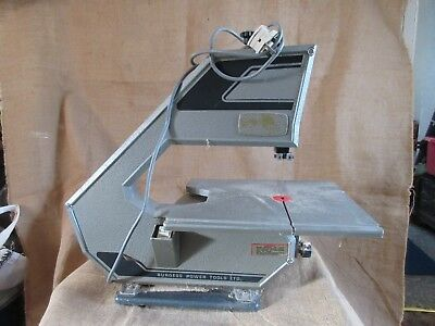 Burgess Powerline Bk2 Bench Top Bandsaw