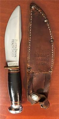 Old Marbles Buster Brown Woodcraft Knife
