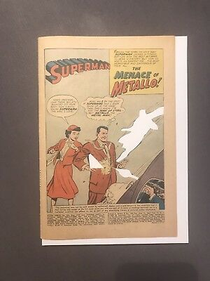 Action Comics #252 First Appearance Of Supergirl