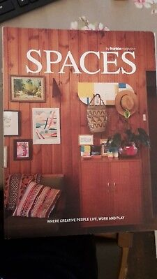 Spaces Volume 3 by Frankie magazine NEW Interiors mag