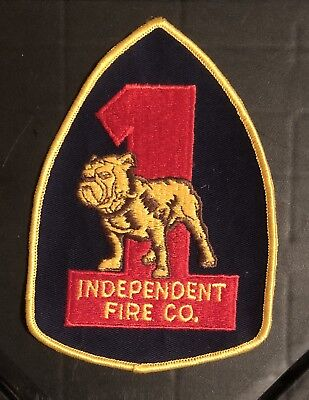 Independent Hose Company 1 Fire Rescue Ems Patch Mack Ny New Jersey New York Nj