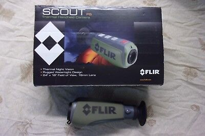 FLIR SCOUT -  PS32 Thermal Hand Held 320X240