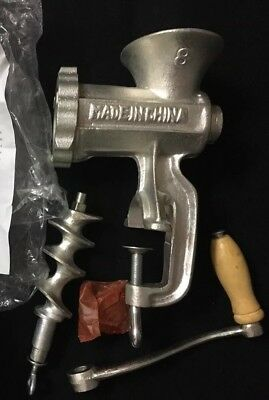 Table Top Mincer Grinder New