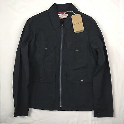 FILSON Bell Bomber Jacket, Dk. Navy, Size M, Made in USA, NWT