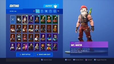 Account Fortnite Con Renegade Raider | Fortnite Generator