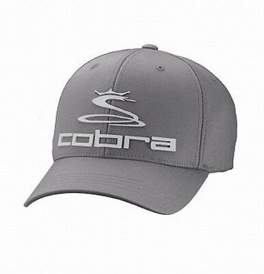9d93846c4f7 Puma Youth Tour Golf Hat Junior Cap - Grey- Osfm -90901903