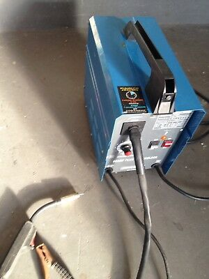 Used Working Chicago Electric Welding System 90 AMP Metal Flux Wire Welder 98871