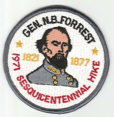 Trail General Nathan B. Forrest 1971