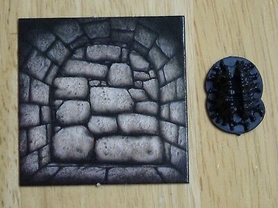 Heroquest Wizards of Morcar Magic Stone Barrier hero quest MB Games