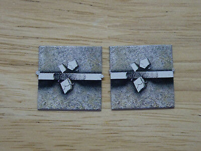 Heroquest WIzards of Morcar Blocked Square Tiles hero quest MB Games.