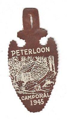 Peterloon 1945 leather