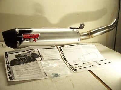 NEW VANCE and HINES XCR Performance S/O Exhaust Suzuki LT-R450 LTR 450 ltr450