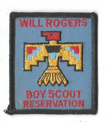 Camp Will Rogers Scout Reservation