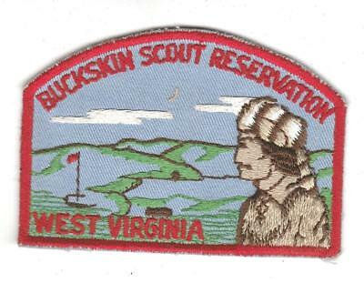 Camp Buckskin Scout Reservation 1950s