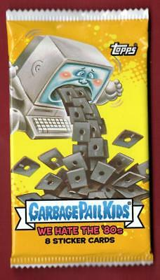 Sketch 2018 Topps GARBAGE PAIL KIDS We Hate the '80s HOT PACK 1/1 Card/Color?