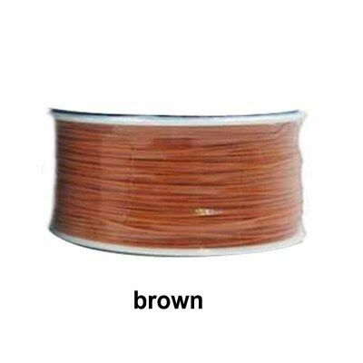 1 Roll=250M Roll 0.5MM Single Core Copper Tinned PCB Jumper Wrapping Wire Cord