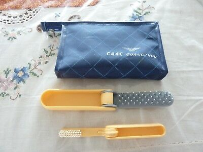 CAAC Airlines Amenity Kit
