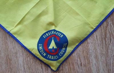Camp Robert Faries Firecrafter neckerchief