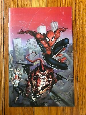 Amazing Spider Man 798 Virgin Crain Connecting Variant 1st Appearance Red Goblin