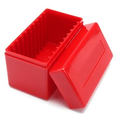 10 Coin Capacity Holder Slab Storage Box Case For PCGS NGC Plastic 123*65*90mm ~