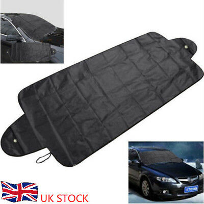 New Frost Shield Car Window Windscreen Cover Snow Ice Protection Winter 150x70cm