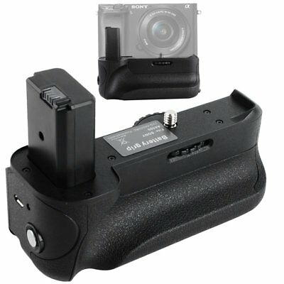 Professional Vertical Battery Grip Holder for Sony A6500 Camera DSLR