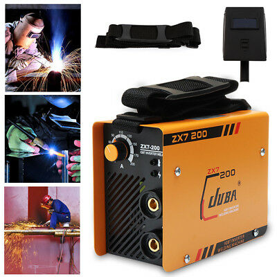 5.5Kw ZX7-200 DC IGBT MMA ARC Welder Welding Machine Soldering Inverter HOT