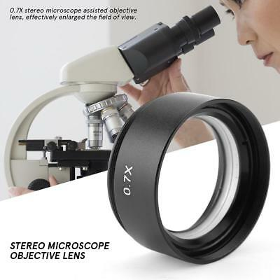 KP-0.7X Auxiliary Objective Lens for Stereo Microscope 48mm Mounting Thread