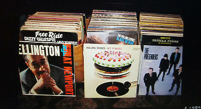 Classic Rock, And Heavy etc... Lot Of 4LP's Vinyl Albums
