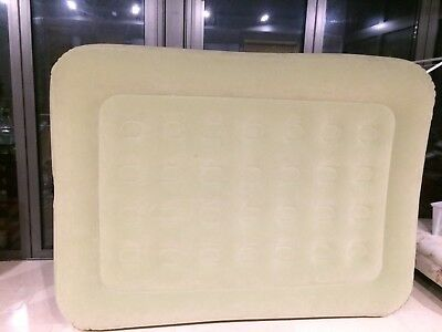 The Original Aerobed Active Double Inflatable Guest Airbed + Rechargeable Pump