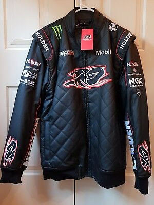 Official HRT - Holden Racing Team Heavy Duty Jacket - Men's Size Large