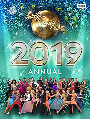 Official Strictly Come Dancing Annual 2019 (Annuals 2019) Hardcover – 25 Oct...