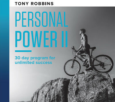 Anthony Tony Robbins Personal Power II 2 Course Program Complete