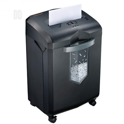Bonsaii EverShred C149-C 18-Sheet Paper Shredder, Cross-Cut Paper/CD/Credit...