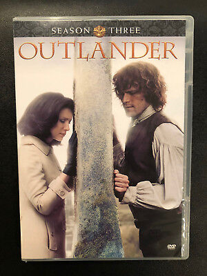 Outlander: Season 3 (DVD) 5 Disc Set